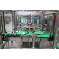 Wholesale Water Bottle Filling Capping And Labeling Machine Linear Rotary Type from china suppliers