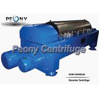 Wholesale Full Automatic Decanter Centrifuges Drilling , Oilfield Decanter Centrifuge Solid Drum from china suppliers