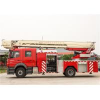Wholesale Ultrasonic Sensor Remote Control Ladder Fire Truck Running Speed 90KM/H from china suppliers