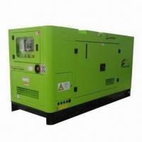 China Diesel Generator Set, Silent with Kubota Engine, 50 to 60Hz Frequency on sale