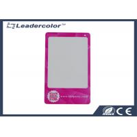 Wholesale CR80 Size Rewritable RFID Plastic Cards QR Code Offset 4 Color Printing from china suppliers