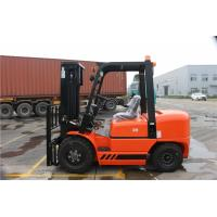 Wholesale Counter Balance Diesel Forklift Truck With ISUZU C240 Engine Pneumatic Tire from china suppliers