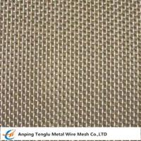 Buy cheap Stainless Steel Screen Mesh |by Stainless Steel Wire for Sieving Filter from wholesalers