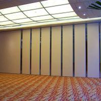 Wholesale Modern Soundproofing Panels Interior Doors Sliding Folding Partitions For Church from china suppliers