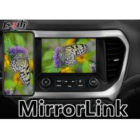 Wholesale Android Video Interface Navigation Box for GMC for 2014-2018 Acadia / Canyon / Sierra / Terrain / Yukon with Bulit-in BT from china suppliers