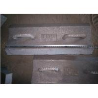 Wholesale High Cr KmTBCr26 Iron Casting Hammers Mill Liner Bolts Corrosion Resistant from china suppliers