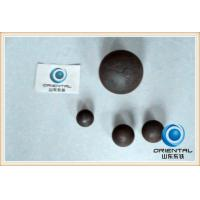 Wholesale Dia 75mm Forging Steel Balls for Ball Mill Grinding and Mining Industry from china suppliers