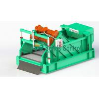 Wholesale Onshore Oil Drilling Linear Motion Shale Shaker 6mm Double Amplitude from china suppliers
