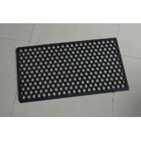 Quality Customised Door Mat With Holes, Waterproof Rubber All Weather Floor Mats for sale
