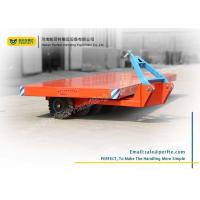 Wholesale Cargo Transfer Heavy Duty Flatbed Trailer Flexible Working For Small Space from china suppliers