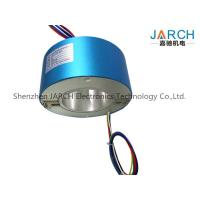 Wholesale Industrial 200mm Through Bore Slip Ring IP54 For Semiconductor Handling Systems from china suppliers