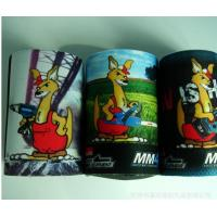 Wholesale Fashion Neoprene Coke cooler sleeves,neoprene coca cola can pouches, dye sublimation print from china suppliers