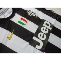 China Juventus Home Short Jersey Super Thai Verson Quality Men Soccer Jersey on sale