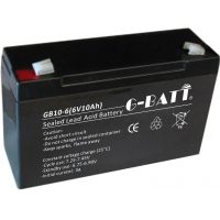 Wholesale 10ah 6V Lead Acid Battery from china suppliers