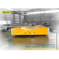 Wholesale Steel Trackless Die Transfer Cart For Industry 1 - 300 Ton Transportation from china suppliers