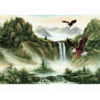 Wholesale (25*35cm) 3D scenery poster from china suppliers