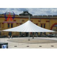 China Multi Ridge Large Outdoor Shade Umbrellas ,Commercial Shade Umbrellas For Public on sale