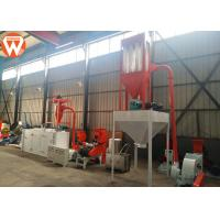 China Pet Tilapia Fish Fish Feed Production Line With Different Mould 30kw High Efficiency on sale
