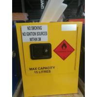 Wholesale Mini Steel Flame Proof Safety Storage Cabinets With Single Door from china suppliers