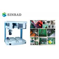 Wholesale spot soldering machine robot with two working stations 5 axis soldering machine from china suppliers