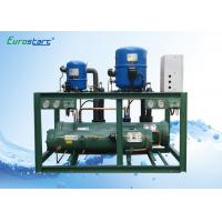 Wholesale Hermetic Maneurop Compressor Cold Room Compressor Unit Water Cooled Condensing Unit from china suppliers