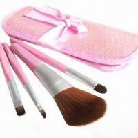 Wholesale Promotional Makeup Kit with Aluminum Ferrules from china suppliers