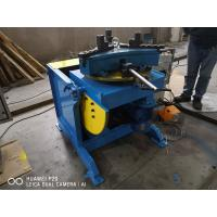 China 600kg Adjustable Pipe Weld Positioner With 3 Jaws Chuck For Workpiece Positioning on sale