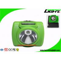 Wholesale 13000Lux Wireless Underground Mining Cap Lamp with USB Charger 5V Output Voltage from china suppliers