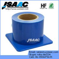 Buy cheap Adhesive edges blue barrier film with dispenser from wholesalers