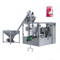 Wholesale Soap powder packaging stand up pouch filling and sealing machine from china suppliers