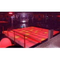 Wholesale High Resolution Low Deficiency Rate P10 LED Dance Floors for Dancing Floor 1/8 Scan 1R1G1B from china suppliers