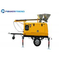 Wholesale 4000w Mobile Light Tower Generator Mobile Light Tower With Metal Halide Lights Trailer Type from china suppliers