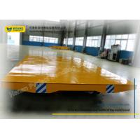 Wholesale Anti Explosion Battery Transfer Cart / Motorized Rail Cart Cross - Bay Transport from china suppliers