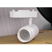 Wholesale Aluminum Lamp Body Track Mounted Led Spotlights Zoom Adjustment For Supermarket from china suppliers