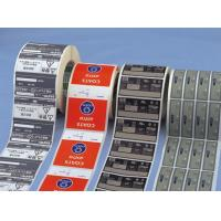 Wholesale self adhesive labels from china suppliers