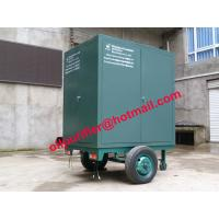 Mobile Trailer Vacuum Transformer Oil Purifier, Servicing / Maintenance of Power Transformers, Transformer Oil Filtratio