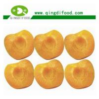 Wholesale Frozen yellow peach halves from china suppliers