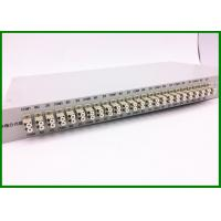 Buy cheap 16pcs 1*2 OM2 Fused Splitter in 1U 19' RacK Mount for CA TV system from wholesalers
