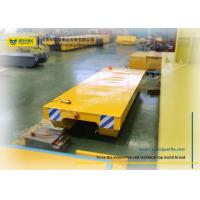 Wholesale Flexible Turning Around Battery Transfer Cart Rail Cable Reel Trolley Trailer from china suppliers