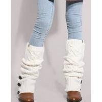 Wholesale Warm Knitted Leg Warmer from china suppliers