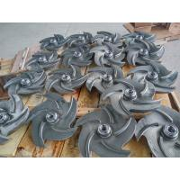 Buy cheap Griswold 811 ANSI B73.1 chemical pump replacement parts impeller from wholesalers