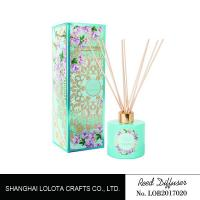Wholesale Customized Fragrance Room Fragrance Reed Diffusers Color Painting For Home Decoration from china suppliers
