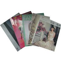 Wholesale Professional Flyers / Photo Book / Full Color Magazine Printing with Glossy / Matt Stock , Woodfree from china suppliers
