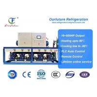 Buy cheap 40hp*5 R404a GEA Bock Brand Cold Room Compressor Unit Seed Production from Wholesalers