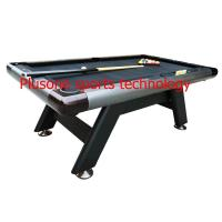Wholesale Manufacturer Pool Table With Coversion Top Billiard Table With Pingpong from china suppliers