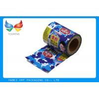 Wholesale Printed Heat Shrink Bottle Sleeves , Personalized Labels For Water Bottles from china suppliers