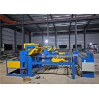 Buy cheap Compact Structure Welding Wire Mesh Making Machine Intelligent For Breeding Net from wholesalers