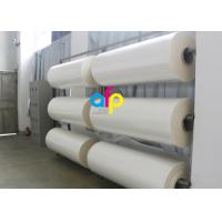 Wholesale 22 Mic Gloss Laminating Film For Brochures / Magazines BV Approval from china suppliers
