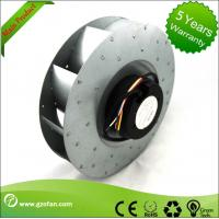 310mm EC Motor Centrifugal High Volume Fans Blowers Quiet Operation For Cooling