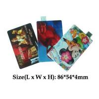 Wholesale Christmas Gift Credit Card USB Driver from china suppliers